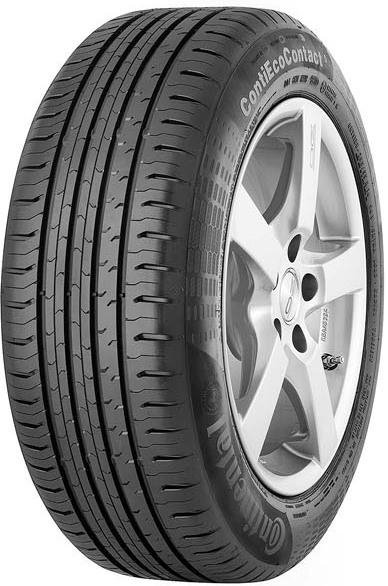 Летняя шина Continental  ContiEcoContact 5  215/65R16 98H