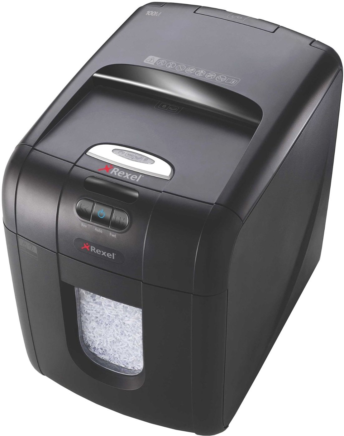 Шредер Rexel Shredder AUTO+ 100m 2104100EU