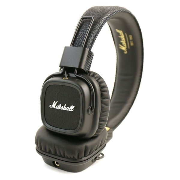 Гарнитура Marshall MAJOR II Black Mic & Remote 4090985