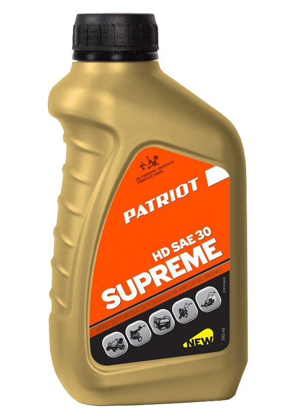 Масло Patriot SUPREME HD (SAE 304T)