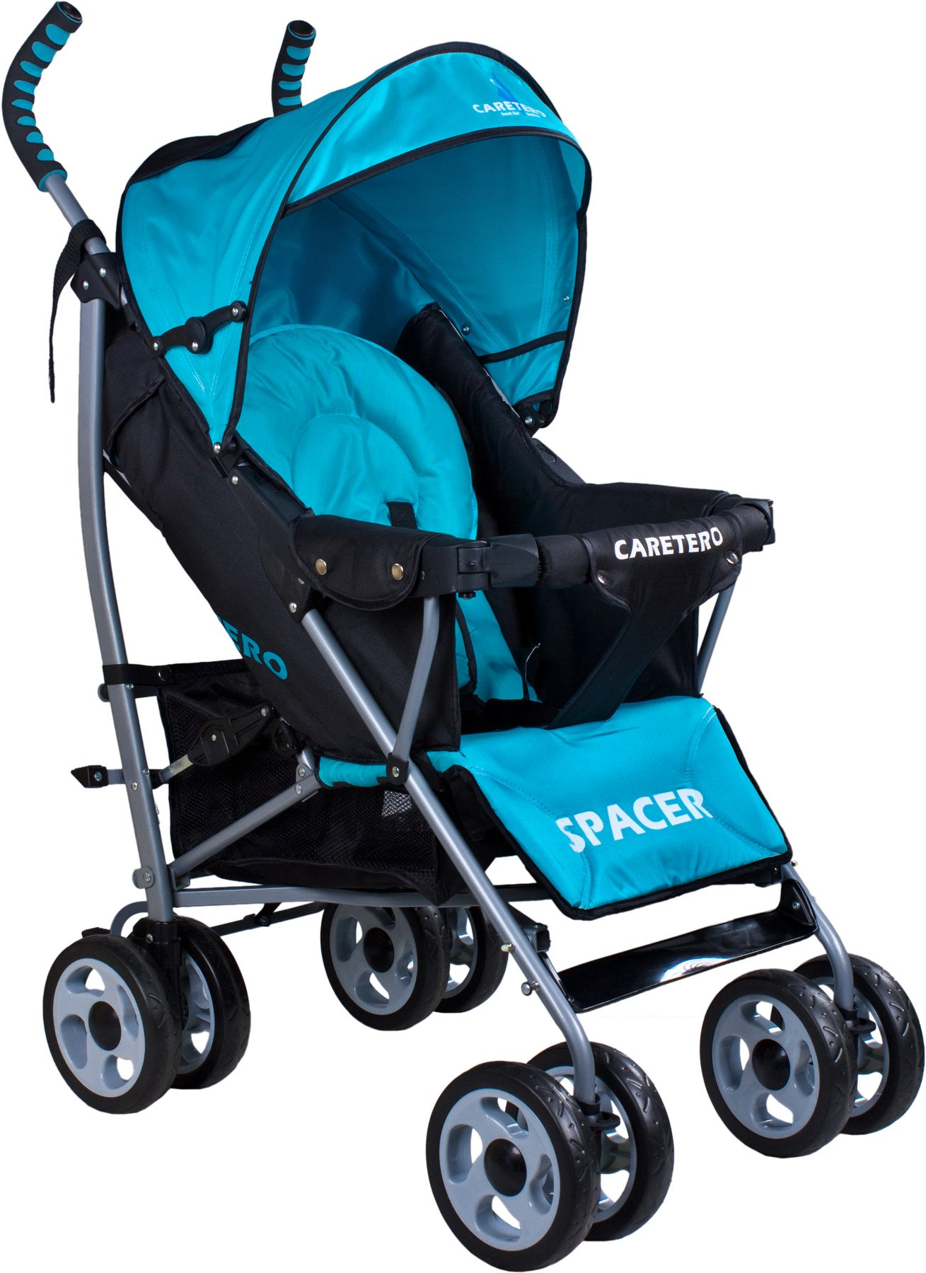 Коляска    Caretero  SPACER  BLUE