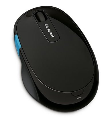 Мышь Microsoft Sculpt Comfort Mouse H3S-00002 Bluetooth Black