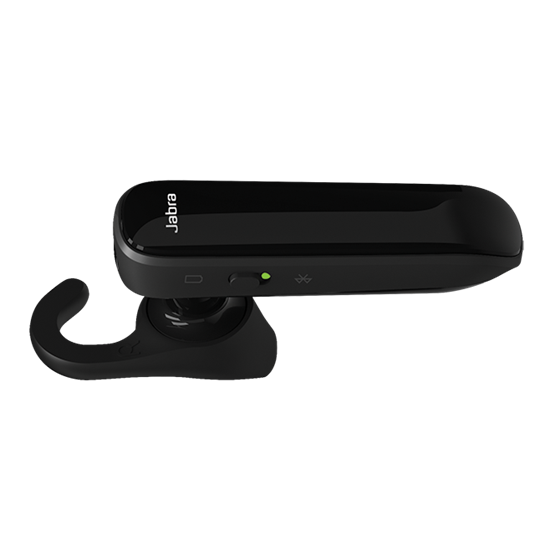 Bluetooth гарнитура  Jabra Boost Black
