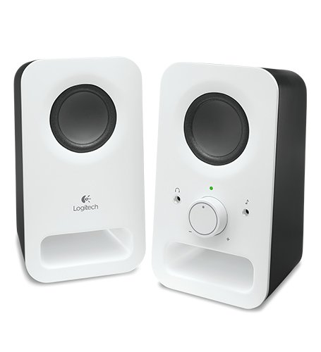Колонки  Logitech Speakers Z150 White