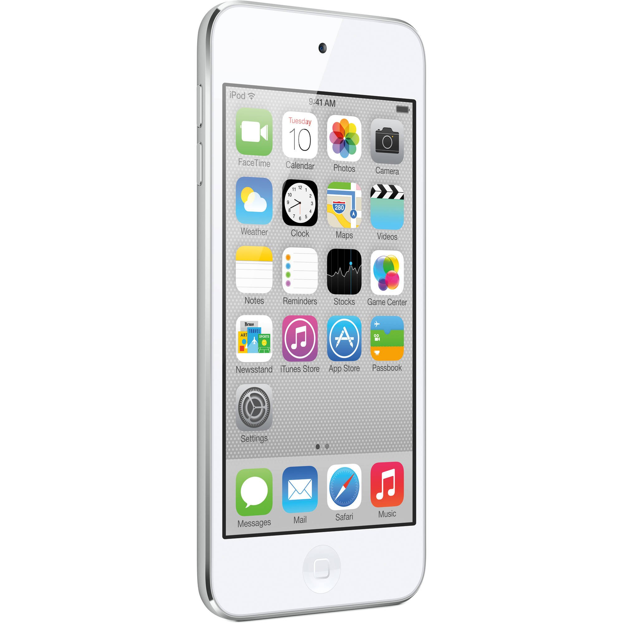 Плеер  Apple  IPOD TOUCH 64GB , MODEL A1574 MKHJ2RP/A  WHITE & SILVER