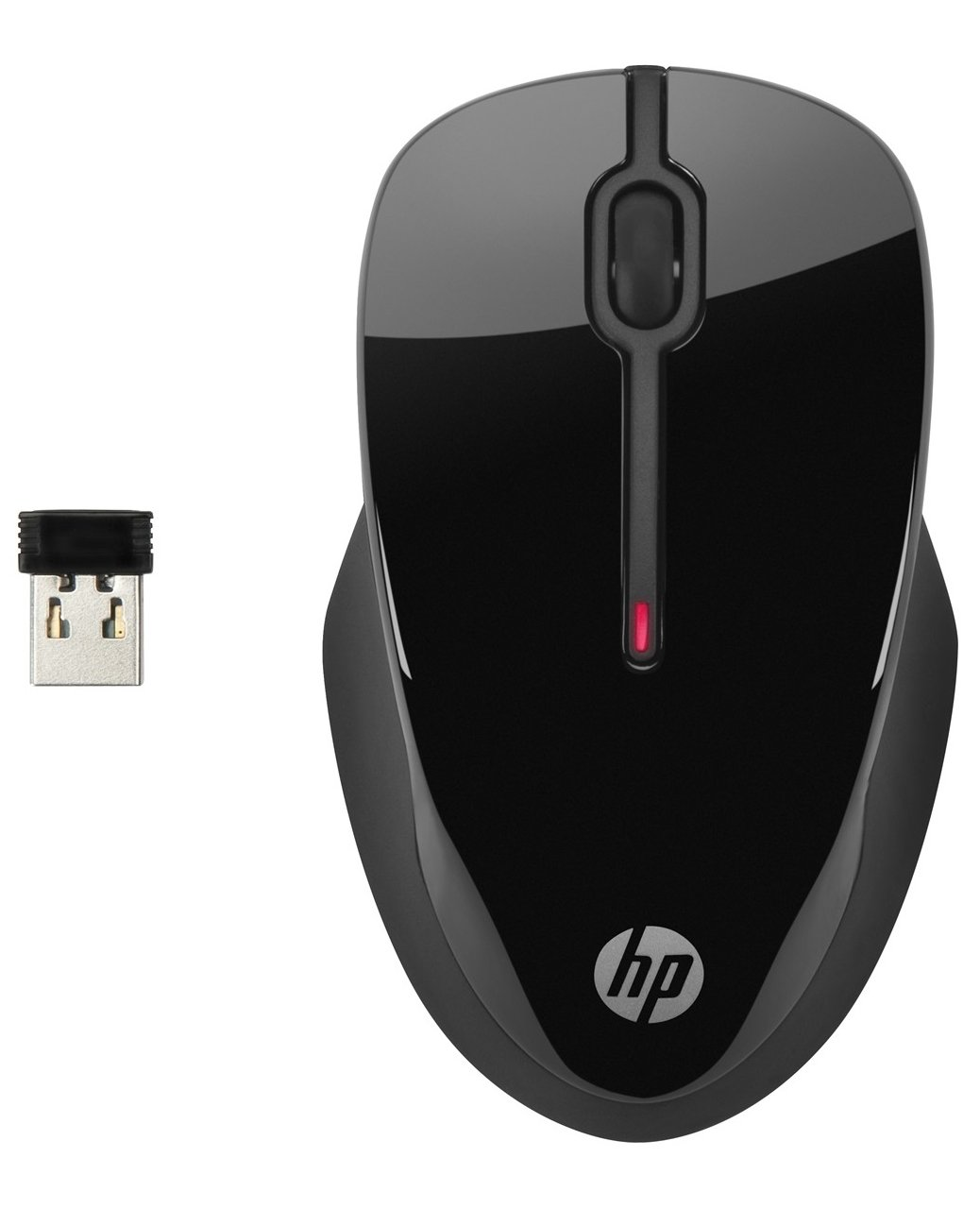 Мышь HP X3500 Wireless H4K65AA