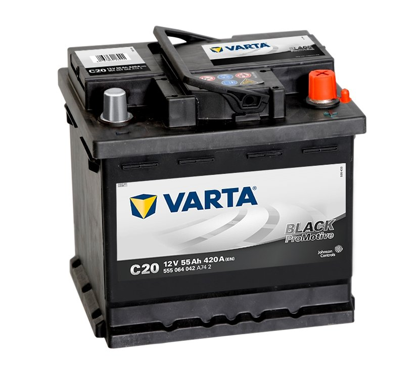 Аккумулятор Varta  Promotive Black 555064   55 Ah