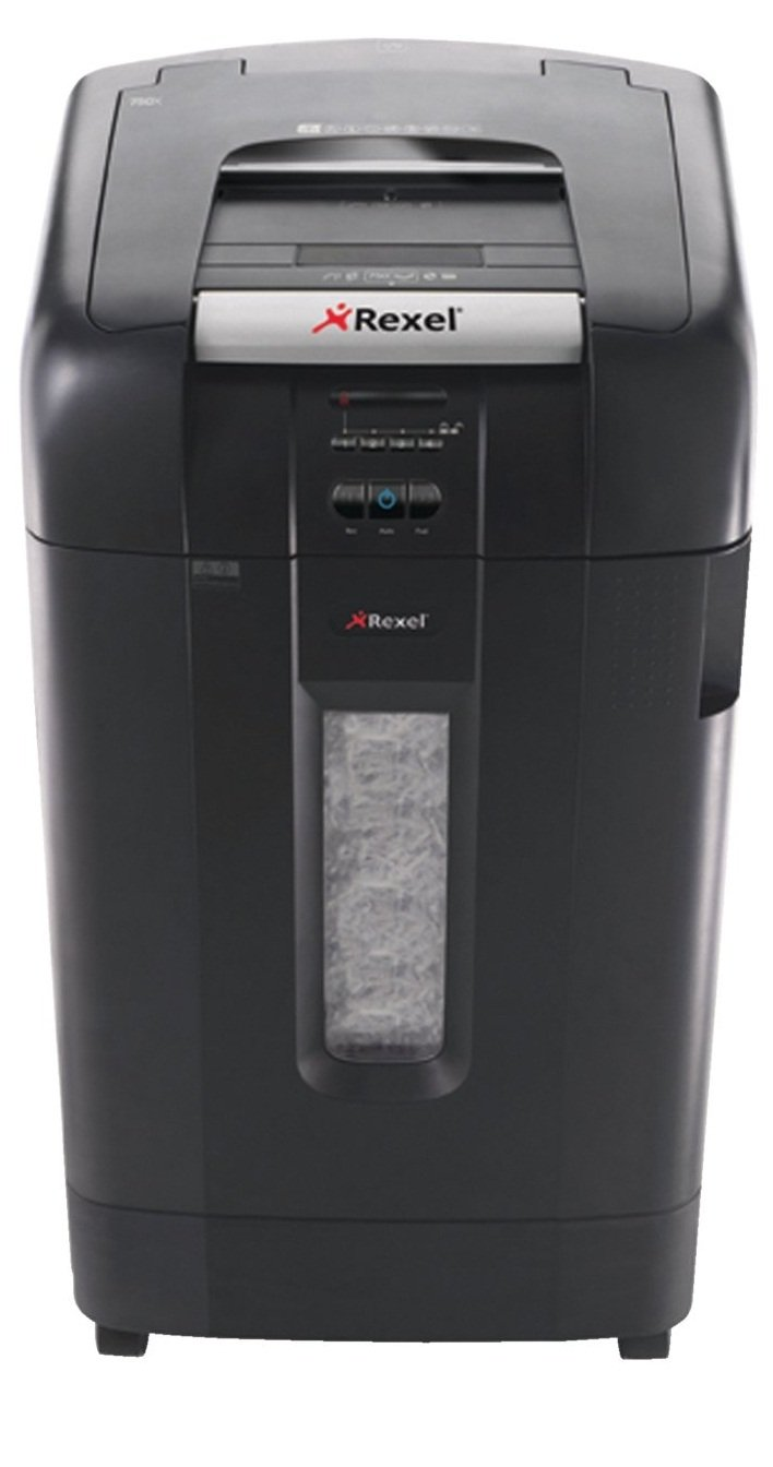 Шредер  Rexel Shredder AUTO+ 750x 2103750EU