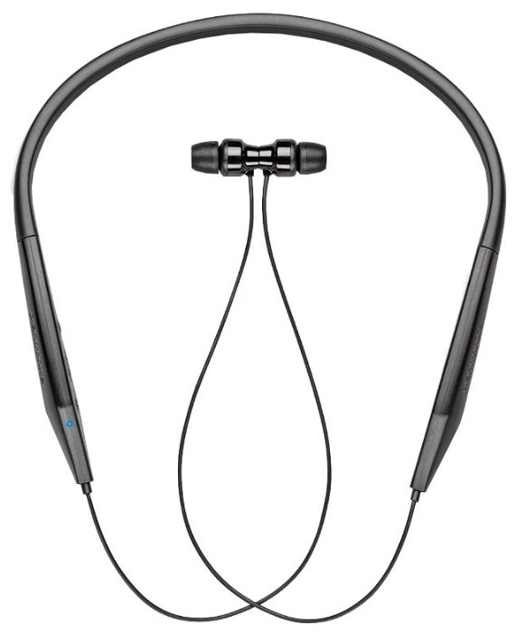Bluetooth гарнитура Plantronics Backbeat 105 (206861-01) Black