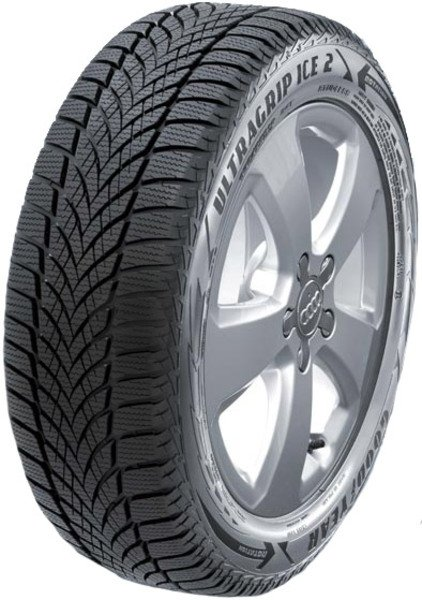 Зимняя шина Goodyear   UltraGrip Ice 2 MS   205/50 R17 93T XL