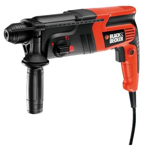 Перфоратор Black&Decker KD 860 KA