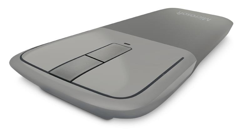 Мышь Microsoft Arc Touch Mouse 7MP-00015 Silver