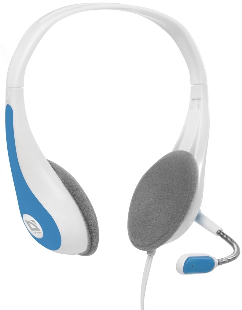 Гарнитура  Defender Esprit HN-836 White/Blue