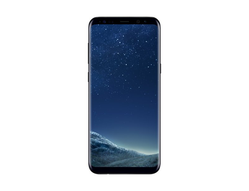 Смартфон Samsung  Galaxy S8+ 128Gb  SM-G955FZKGSER  Black
