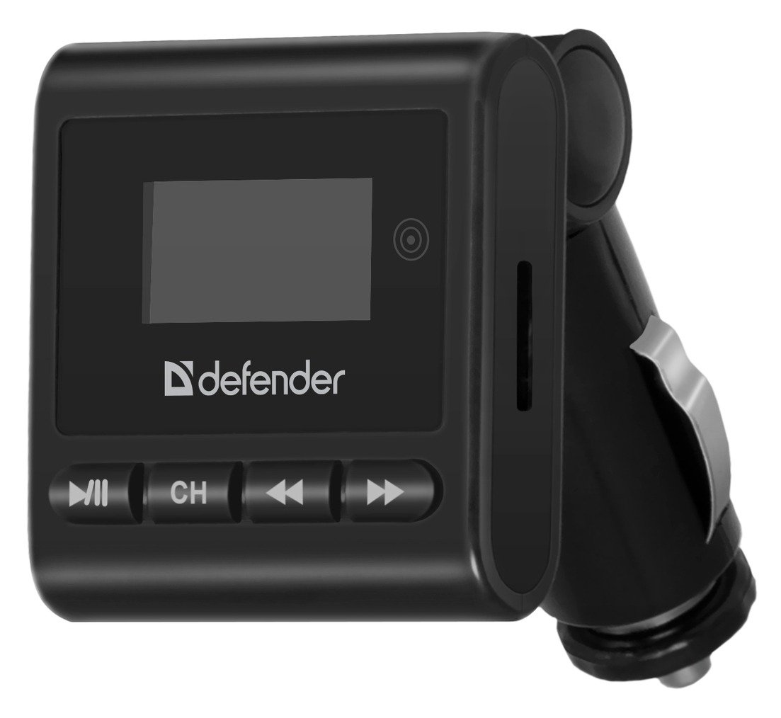 FM-трансмиттер Defender 83554 RT-Basic remote control