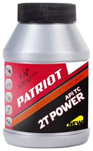 Масло Patriot POWER ACTIVE 2т 100мл