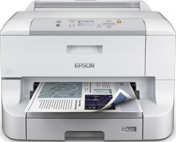 Принтер Epson WorkForce WF-8090DW
