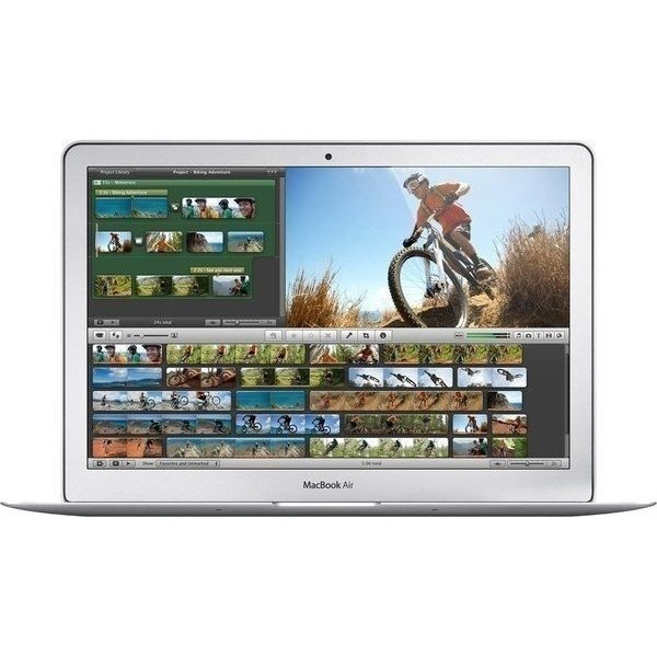 Ноутбук  Apple  MacBook Air 13-inch:  Model A1466 MQD32RU/A  1.8GHz dual-core Intel Core i5, 128GB,