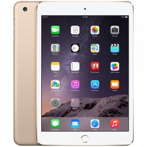 купить Планшет Apple IPAD MINI 3 WI-FI CELLULAR 16GB GOLD MGYR2TU/A