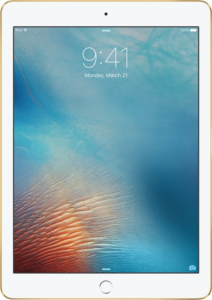Планшет Apple iPad Pro Wi-Fi + Cellular 32GB A1674  Gold
