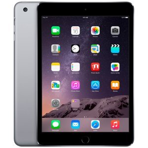 купить Планшет Apple IPAD MINI 3 WI-FI CELL 16GB SPACE GRAY MGHV2TU/A