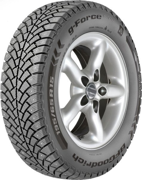 Зимняя шина BFGoodrich  G-FORCE STUD  215/55 R16 97Q XL