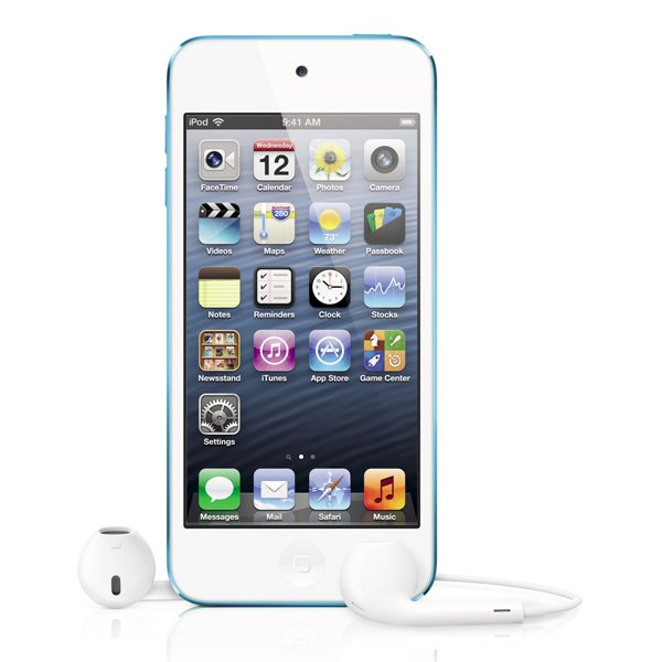 Mp3-плеер Apple iPod touch 32Gb (5th generation) голубой