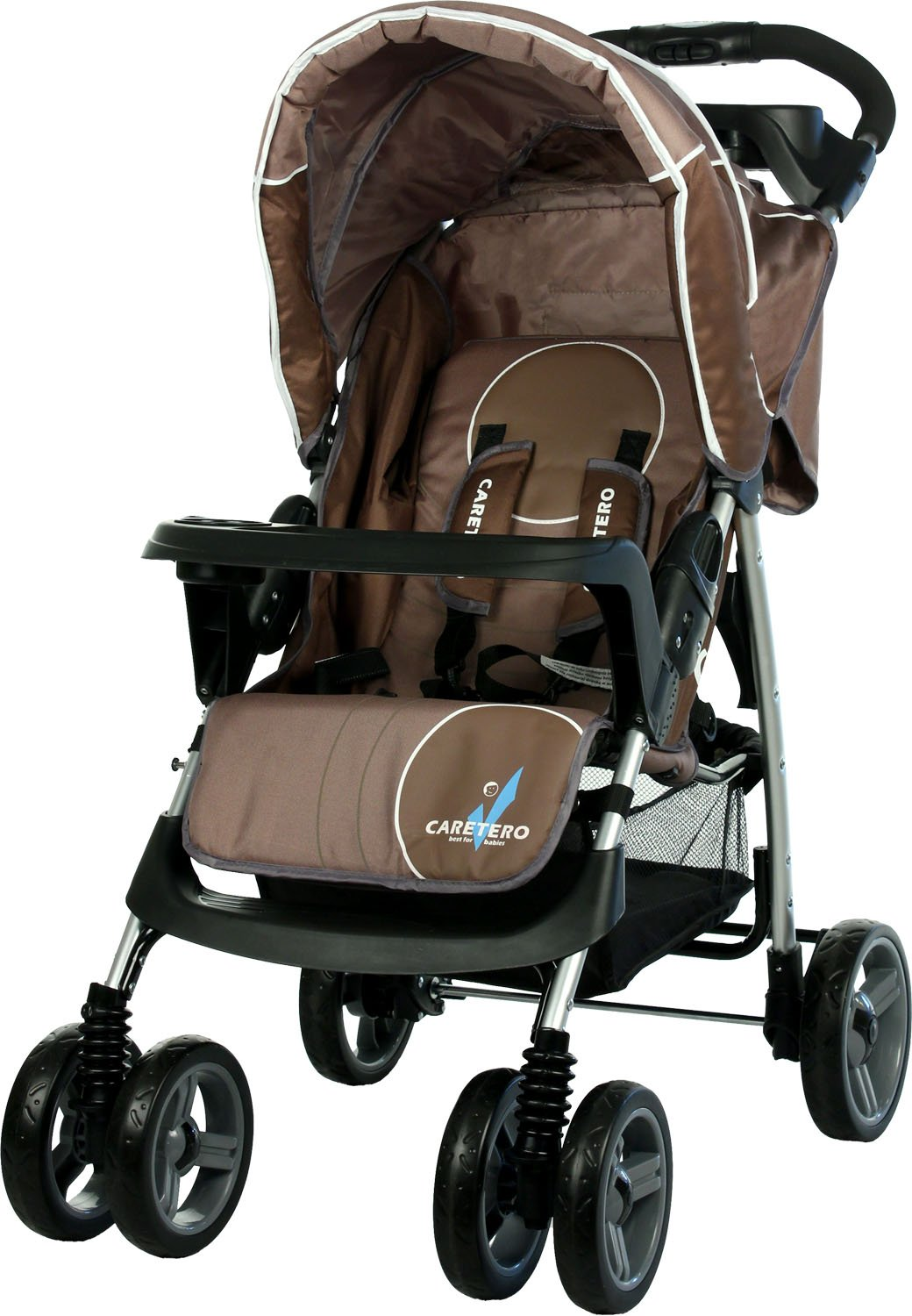 Коляска    Caretero  MONACO BROWN