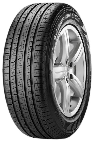 Всесезонная шина Pirelli  SCORPION VERDE all-season  235/65R17 108V XL