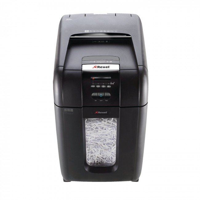 Шредер Rexel Shredder AUTO+ 300x 2103250EU