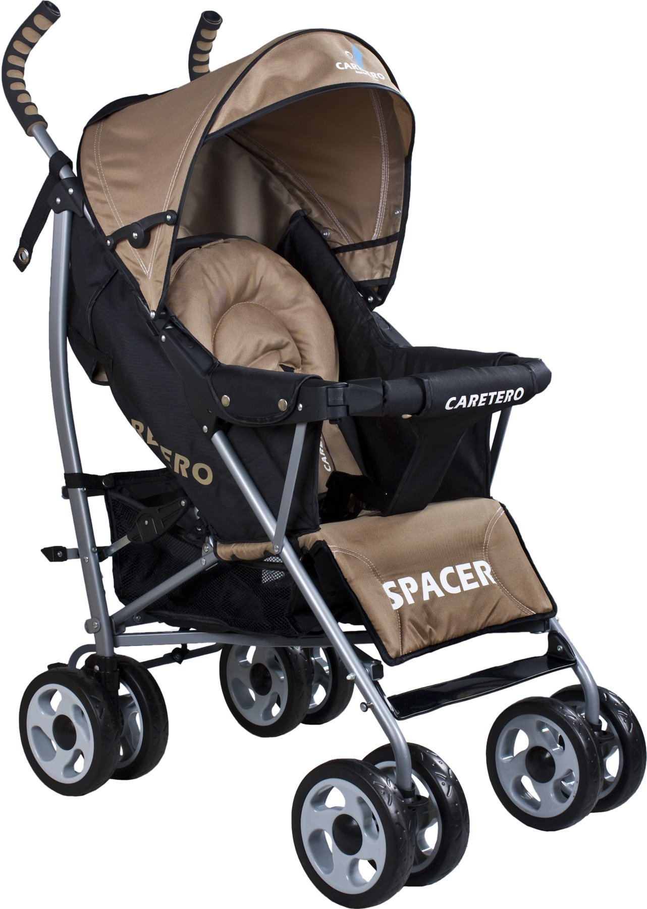 Коляска  Caretero  SPACER  BEIGE