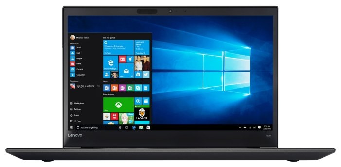 Ноутбук Lenovo  ThinkPad T570 20H90001RT