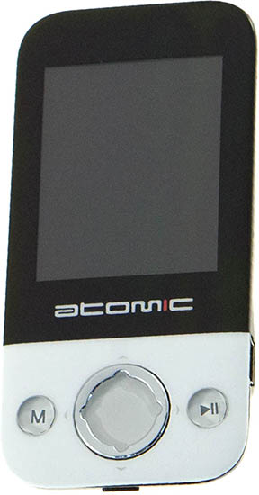 Mp3 плеер Atomic S-130 8 black/white