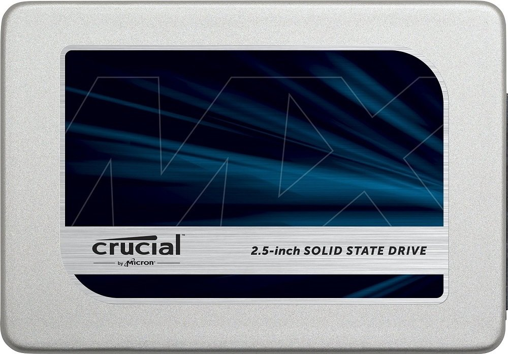 "SSD накопитель Crucial 525GB MX300 SATA 2.5"" CT525MX300SSD1"