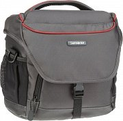 Сумка для камеры  Samsonite B-Lite Fresh Foto DSLR Shoulder Bag L Уголь