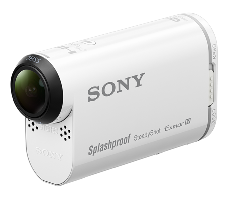 Видеокамера Sony ActionCam HDR-AS200VT (корпус + дорожный набор)