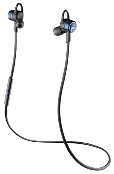 Гарнитура Plantronics  BackBeat GO 3   204350-05  Bluetooth, регулят. громк., Blue