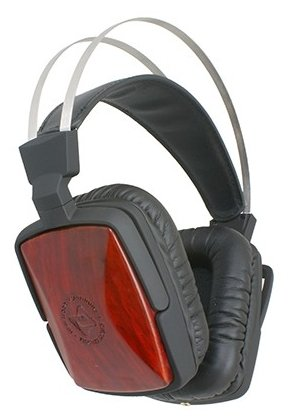 Наушники Fischer Audio Con Amore Black-Red