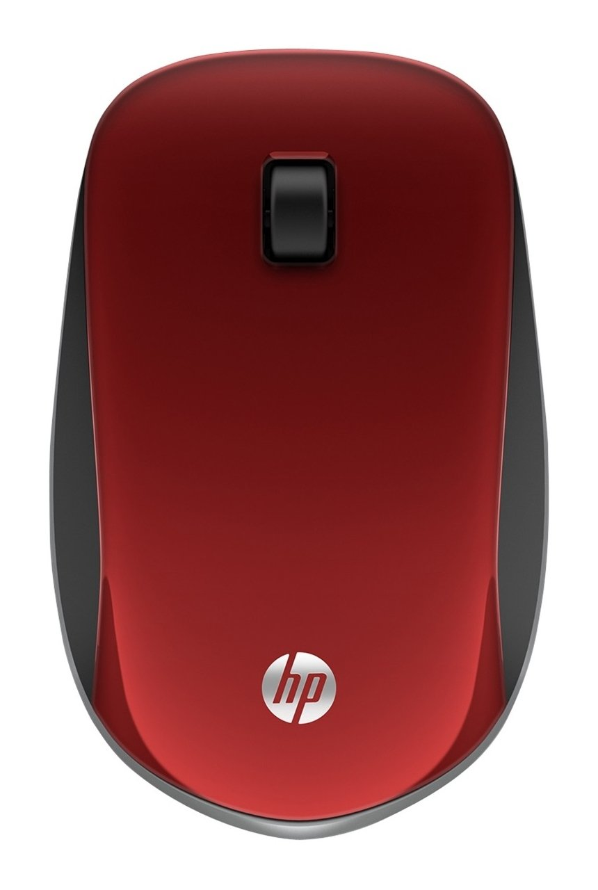 Мышь HP Z4000 Wireless E8H24AA Red