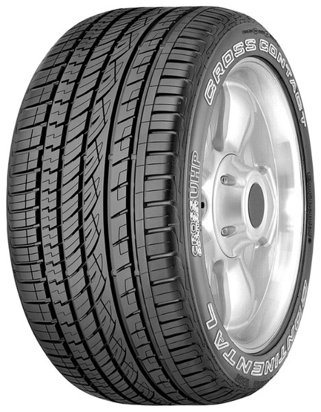 Летняя шина Continental  CROSSCONTACT UHP  255/55R19 111H XL