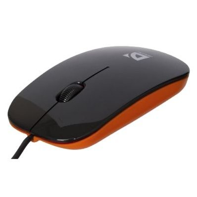 Мышь  Defender  NetSprinter 440 BO, USB Black-Orange