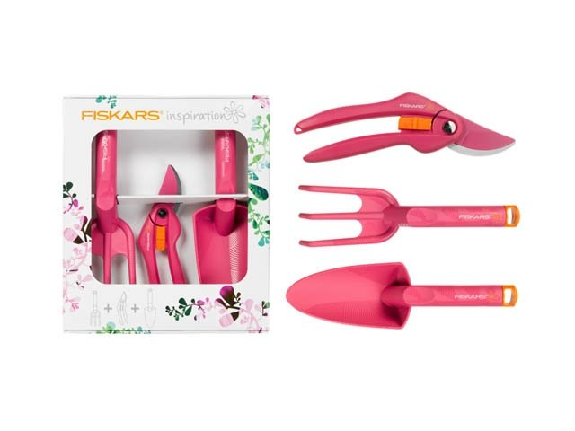 Набор инструмента FISKARS Inspiration Ruby (137140) (1003699)