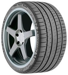 Летняя шина Michelin  PILOT SUPER SPORT N0  285/40 ZR19 103Y