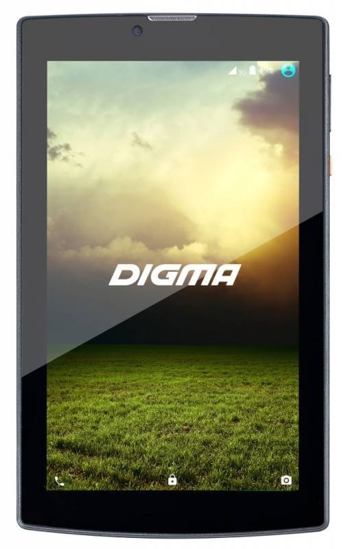 Планшет DIGMA Optima 7202 черный