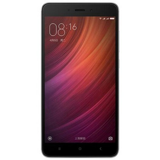 Мобильный телефон Xiaomi  Redmi Note 4 4/64 Qualcomm Global  Black
