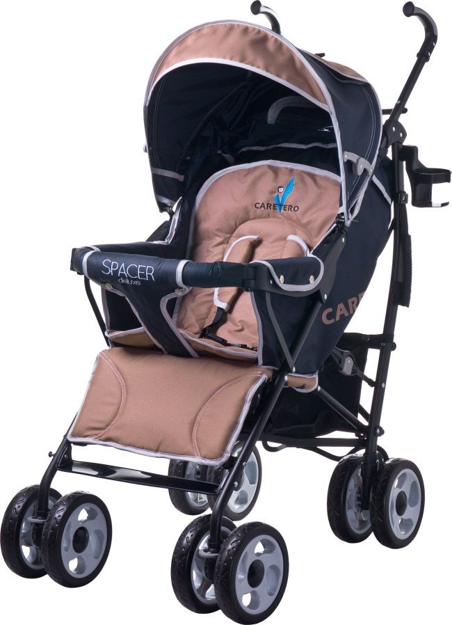 Коляска    Caretero  SPACER DELUXE BEIGE