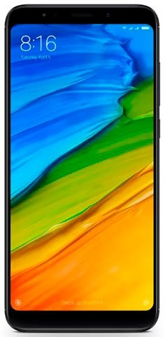 Смартфон  Xiaomi Redmi Note 5 3Gb/32Gb( Global)  Black