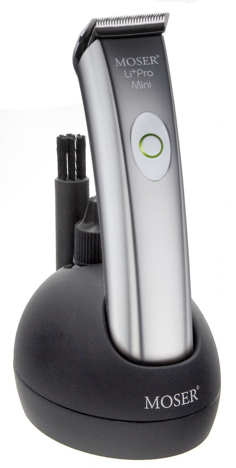 Машинка для стрижки  Moser Hair trimmer Li+Pro Mini rechag 1584-0050