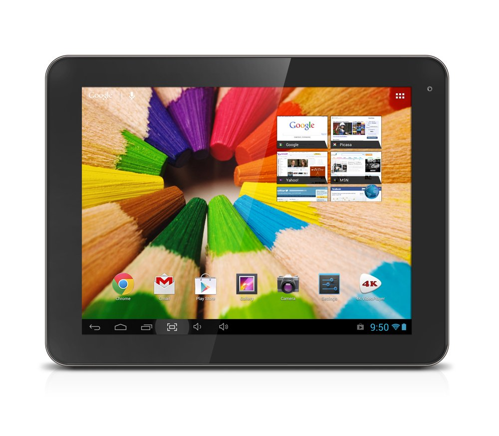 Планшет IconBit NetTAB Space Quad HD 16GB (NT-0901S)