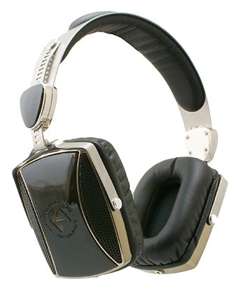 Наушники Fischer Audio Coda black